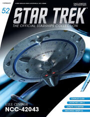 Star Trek Official Starships Collection Issue 52