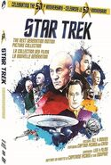 TNG, la collection des films, DVD