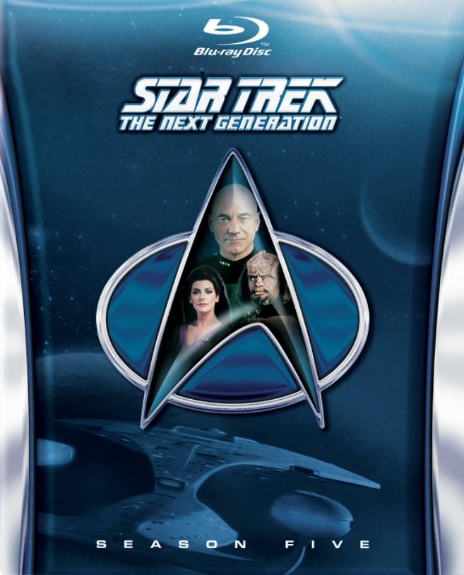TNG Season 5 Blu-ray | Memory Alpha | FANDOM powered by Wikia