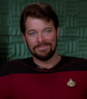 William T. Riker, 2365