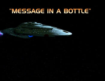 Message in a Bottle title card