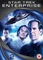 ENT Season 2 DVD slimline cover