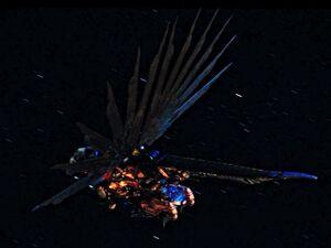 Klingon raider