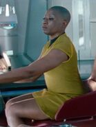 Navigatorin an Bord der Enterprise 2259