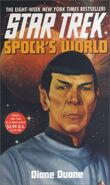 Spock's World 2000 reprint cover