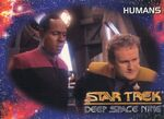 Star Trek Deep Space Nine - Season One Card078
