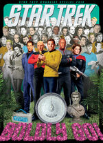 Star Trek Magazine Special 2015 cover