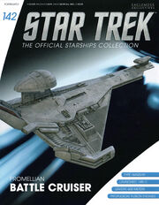 Star Trek Official Starships Collection issue 142