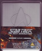TNG Season 3 DVD-Region 2