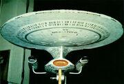 USS Enterprise-D 4-foot studio model