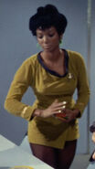 Uhura in Uniform 2266