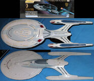 Wesco USS Enterprise-E FM radio
