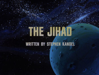 The Jihad title card