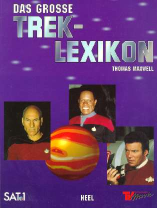 Das grosse Trek-Lexikon