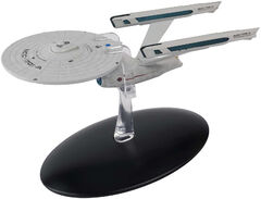 Eaglemoss 72 USS Enterprise-A