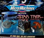 Galoob Star Trek MicroMachines no.66105(a)