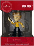 Hallmark 2019 Kirk value ornament