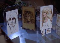 Haven - portrety wykonane przez Wyatta Millera