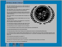 Historical archive, Starfleet (production resource)