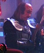 Klingon helmsman 1, 2285