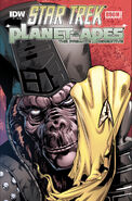Primate Directive issue 1 cover A