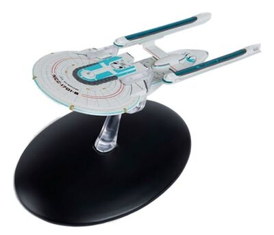 Raumschiffsammlung 40 Enterprise-B