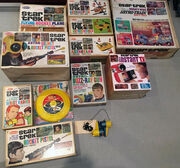Remco Star Trek toy assortment