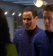 ...as an <i>Enterprise</i> lieutenant