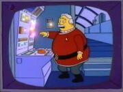 Star Trek – 30 Jahre und darüber hinaus – Simpsons-Parodie