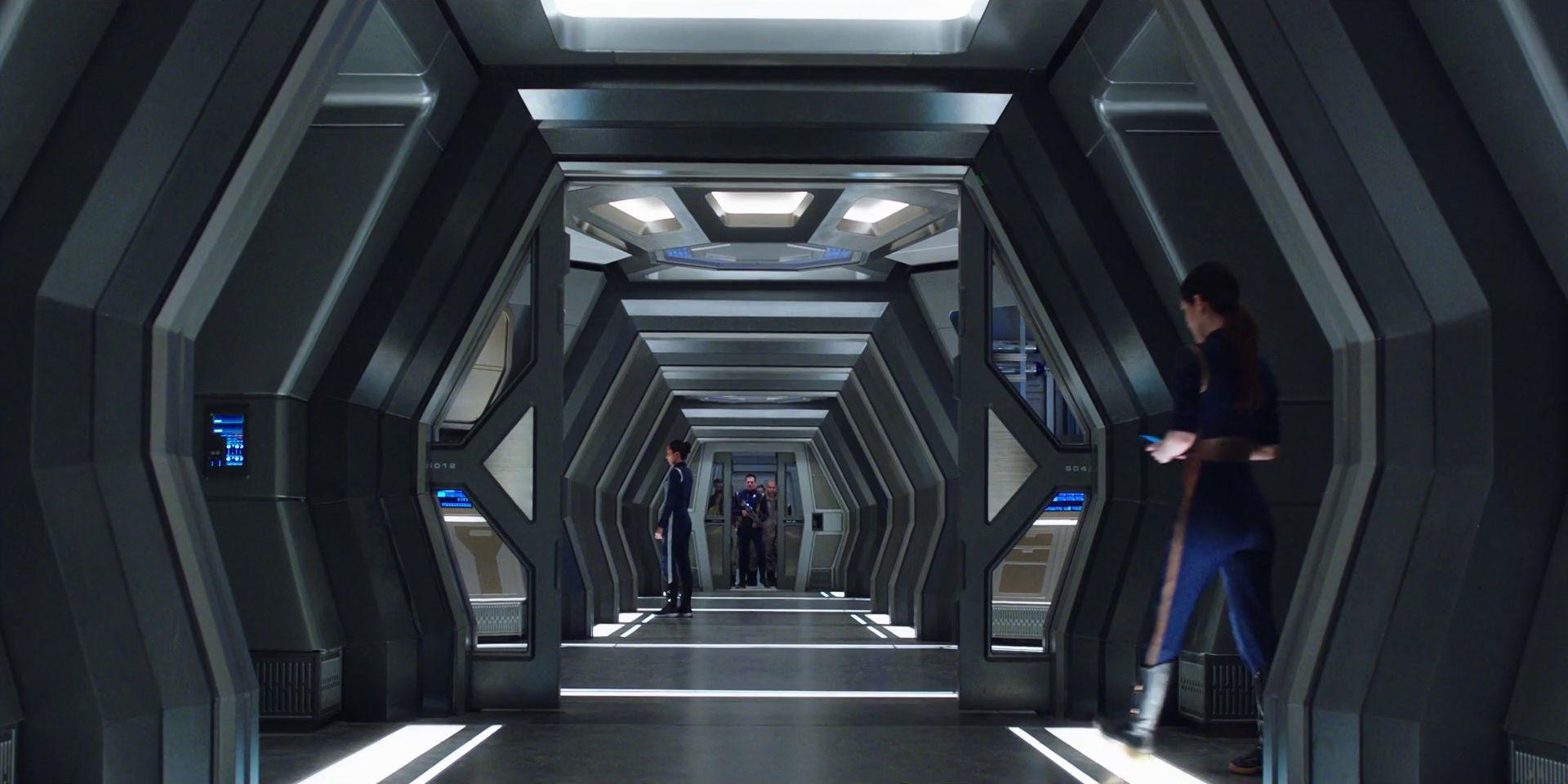 Star Trek corridors | Science Fiction & Fantasy forums |Uss Enterprise Corridors