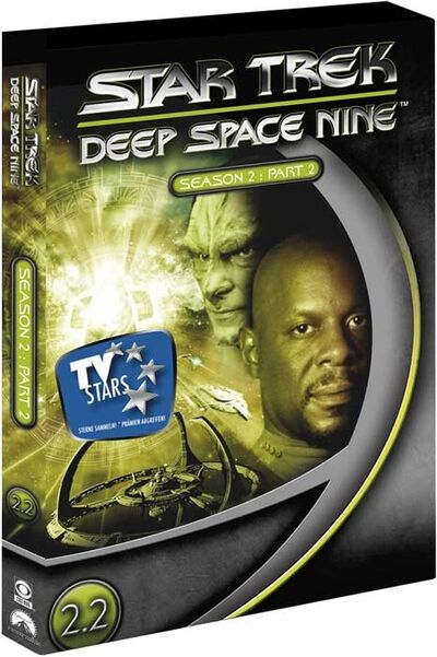 DS9 Staffel 2-2 DVD