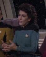 Deanna Troi hologram, 2369