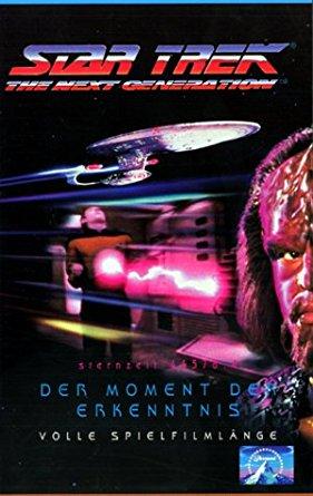 Der Moment der Erkenntnis (VHS)