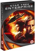 ENT Season 1 DVD slimline cover