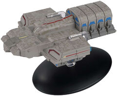 Eaglemoss 135 Dala's Ship