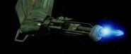 Klingon Bird-of-Prey, disruptor cannon