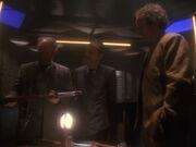O'Brien bringt Bilby reparierte Disruptoren