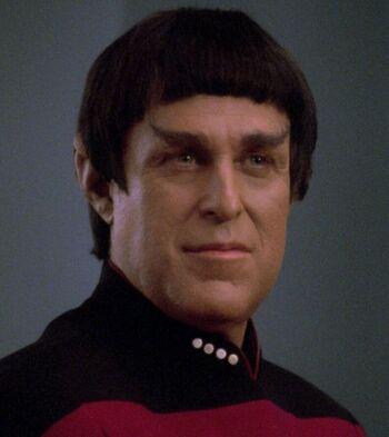 ...as Captain Satelk