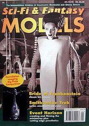 Sci-Fi & Fantasy models cover 25
