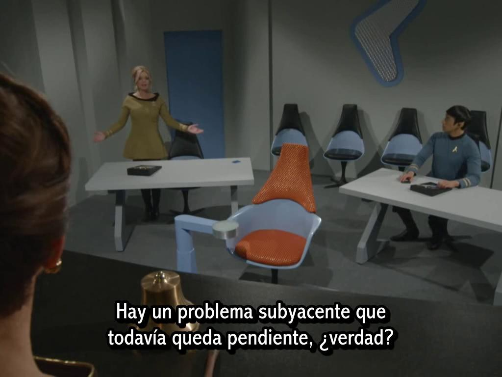 Star Trek Continues - Vientos de cambio - Embracing the Winds (en español)