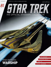 Star Trek Official Starships Collection issue 81