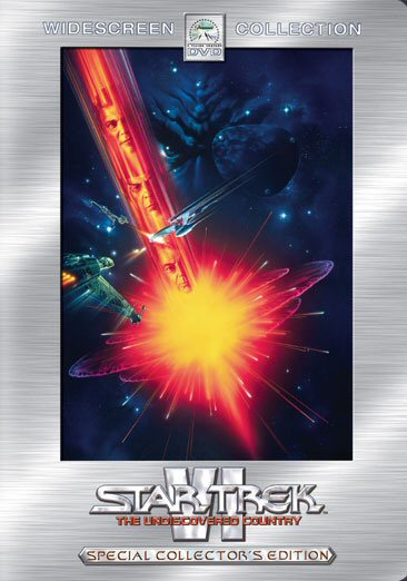 Star Trek VI The Undiscovered Country (Special Edition) DVD-Region 1