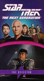 TNG 058 US VHS