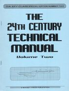 The 24th century technical manual vol2