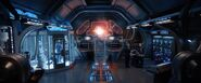 USS Discovery Engineering
