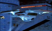 USS Excelsior NX-2000