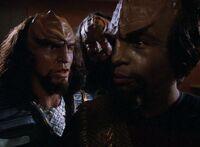 Heart of Glory - namawiany Worf
