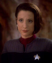 Kira Nerys, Starfleet 2375