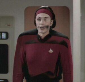 Picard walks through Ro