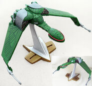 Playmates Klingon Bird-of-Prey
